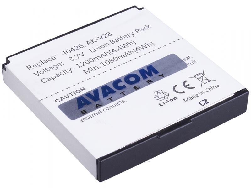 Baterie do mobilu Emporia Talk Premium Li-Ion 3,7V 1200mAh (náhrada AK-V28)